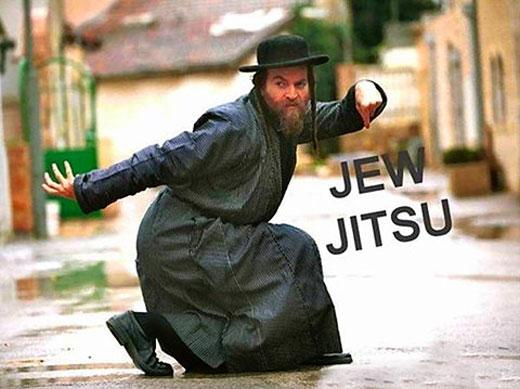 Artes marciais judaicas