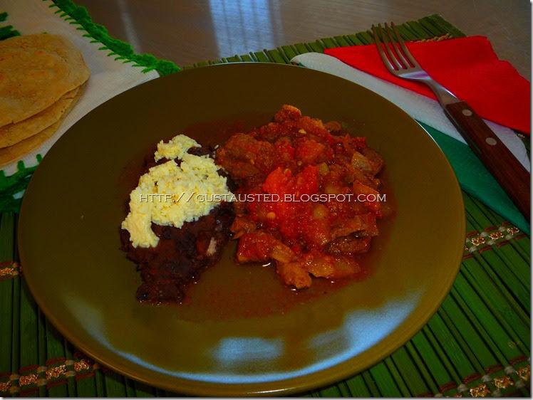 Gusta usted receta de bistec ranchero cortadillo for Que cocinar hoy facil y rapido