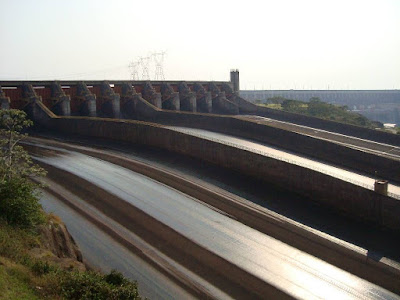 Itapu Dam - Now available in 3D