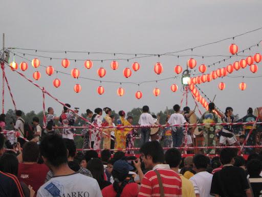 Bon Odori festival