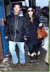 JON GOSSELIN & MORGAN CHRISTIE DO SUNDANCE