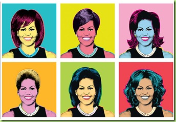 andy warhol michelle