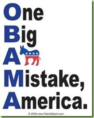 One Big Ass Mistake America 1