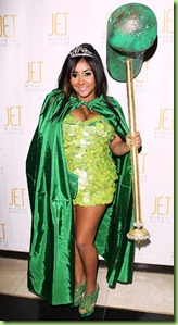 "Nicole ""Snooki"" Polizzi arrives at ""Nightmare In Jersey"" Halloween party held at Jet Nightclub at The Mirage Hotel and Casino on October 30, 2010 in Las Vegas, Nevada."