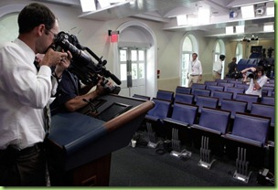 briefing room