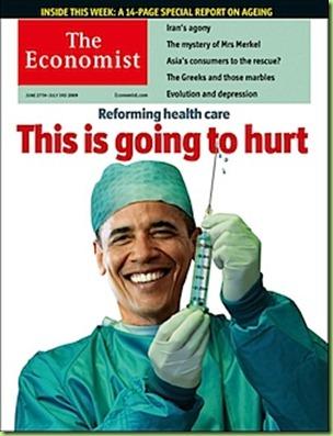 dr obama economist
