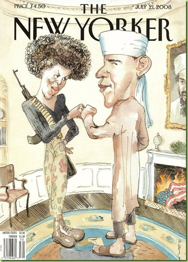 obama new yorker cover 150708