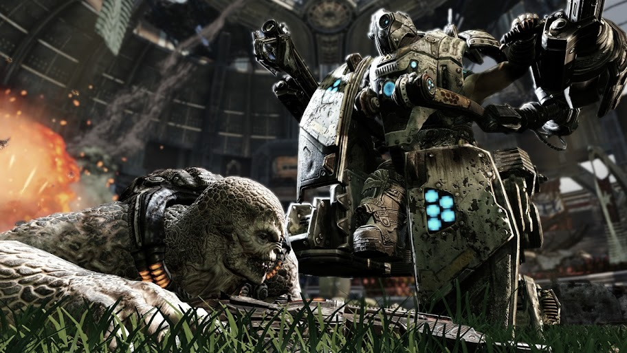 35 Imagenes HD de Gears of War 3