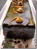torta mitica di carote e nocciole al cioccolato