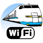 Wireless LAN Train Alarm Free icon
