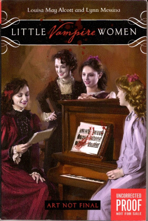 little vampire women cover