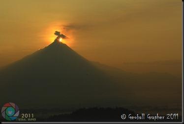 matahari sunrise