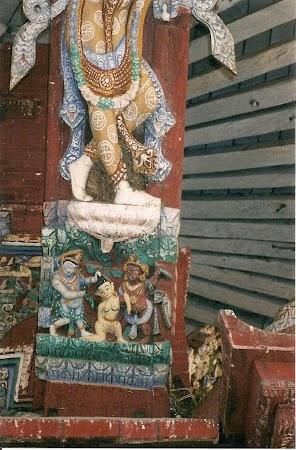 Obiective turistice Nepal: scene sex Kathmandu