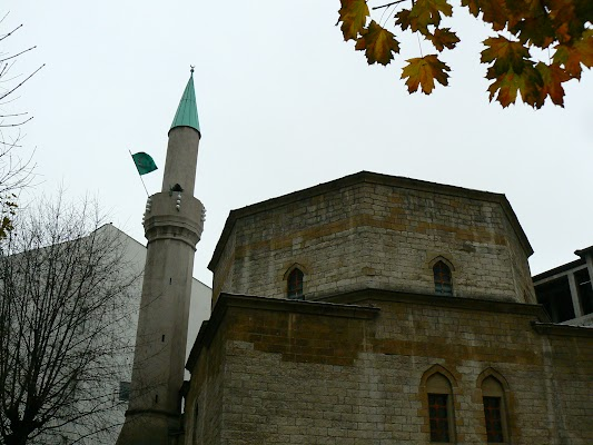 Imagini Serbia: moschee Belgrad