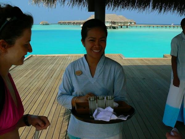 Cazare Maldive: welcome to Vellasaru.JPG