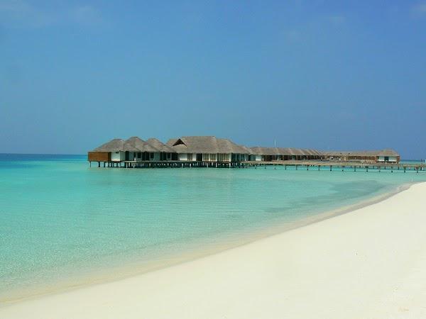 Cazare Maldive: Velassaru water villas.JPG