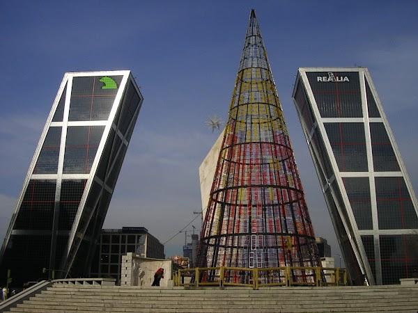 Imagini Spania: Madridul modern.JPG