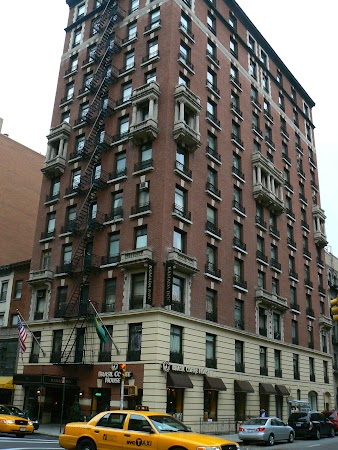 Imagini SUA: Hotel Ramada Inn Manhattan New York