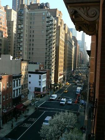 Imagini SUA: Hotel Ramada Inn Manhattan New York din hotel.JPG