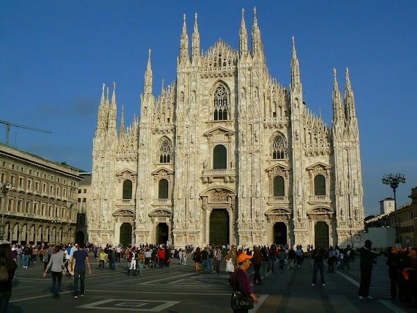 Obiective turistice Italia: Domul din Milano