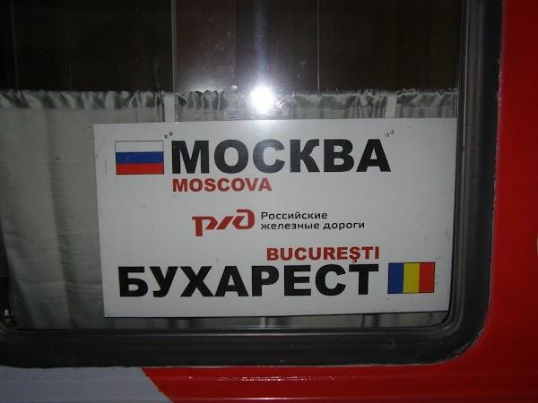 Bucuresti - Moscova