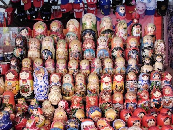 Obiective turistice Rusia: pussycat dolls Moscova