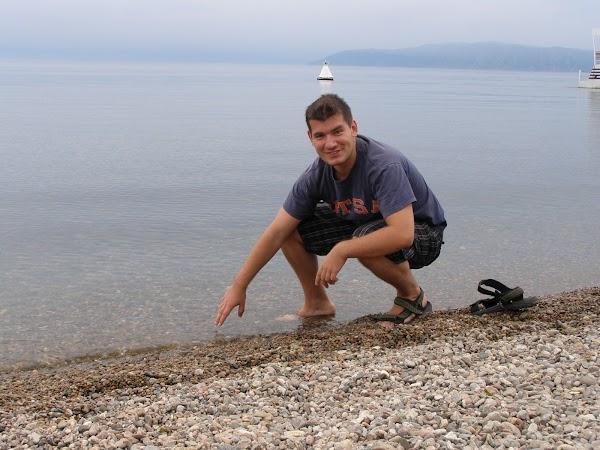Imagini Rusia: Lacul Baikal