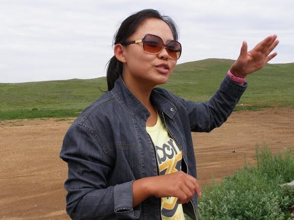 Obiective turistice Mongolia: ghida