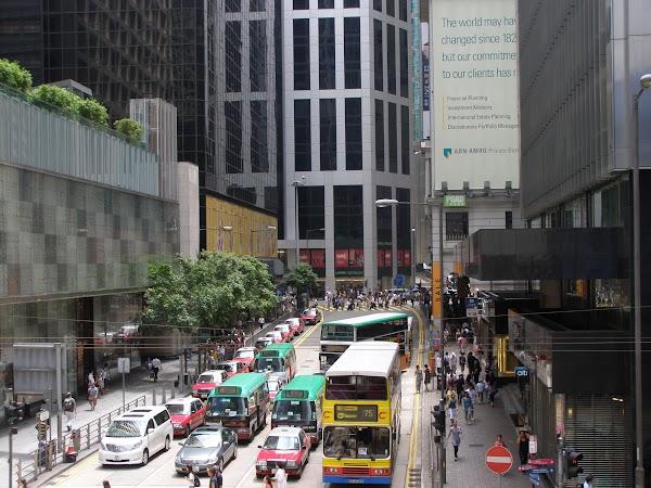 Imagini Hong Kong: HK tramvai