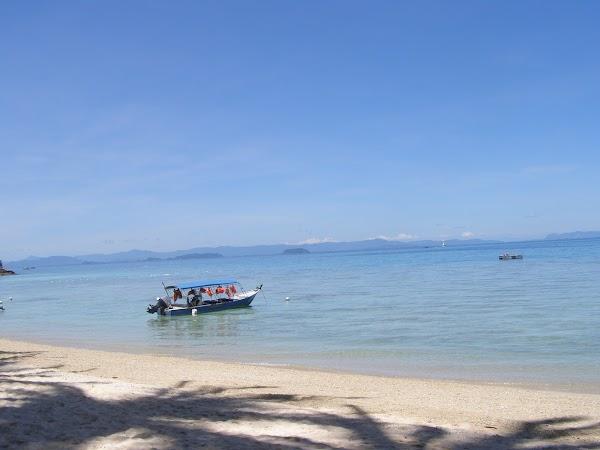 Obiective turistice Malaezia: Perhentian