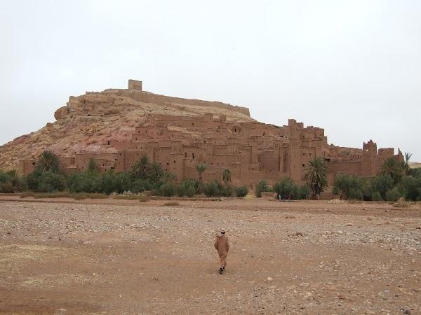 Obiective turistice Maroc: Ait Benhaddou.JPG