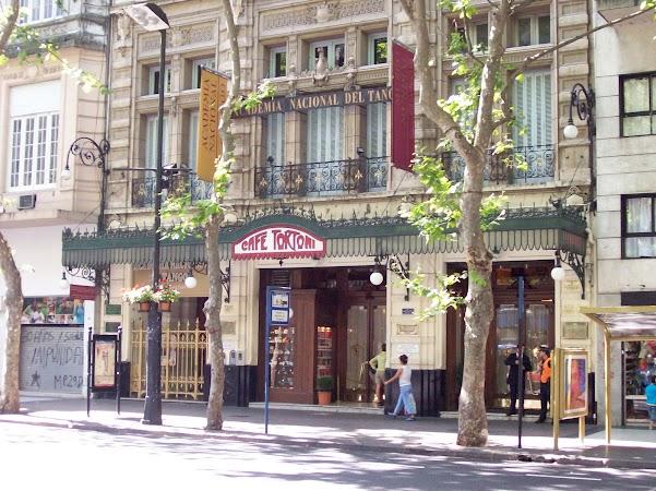 Obiective turistice Argentina: CAFENEAUA TORTONI, Buenos Aires