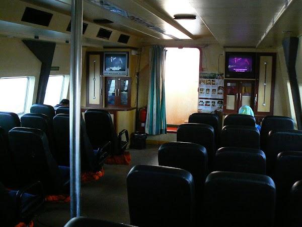 2. pe vapor spre Malaezia