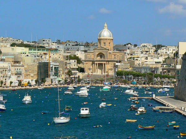 Obiective turistice Malta: Vittoriosa.JPG