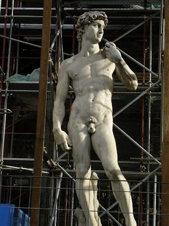 Obiective turistice Italia: Piazza della Signoria, Florenta