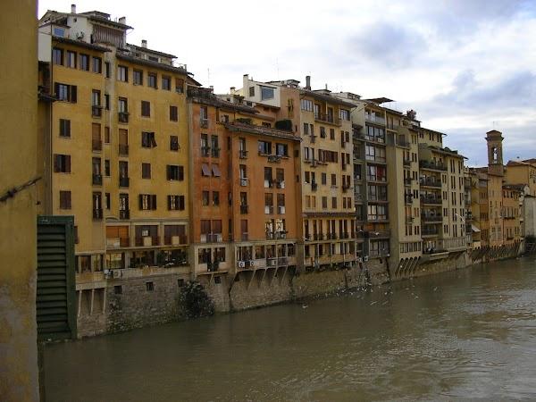 Obiective turistice Italia: Florenta, Ponte Vecchio.JPG