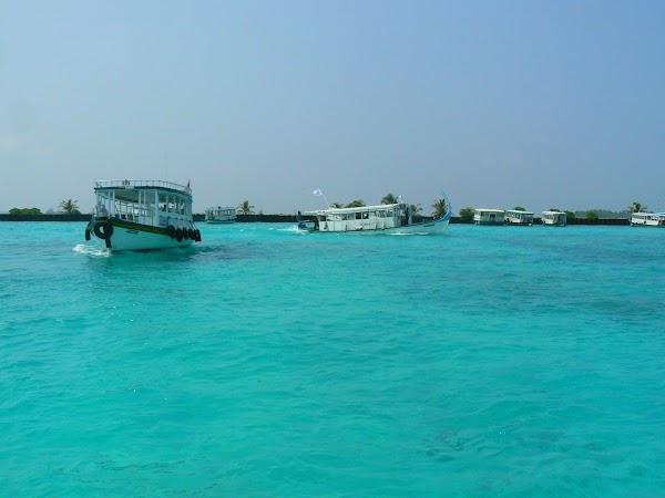 Imagini Maldive: plecarea de la aeroport.JPG