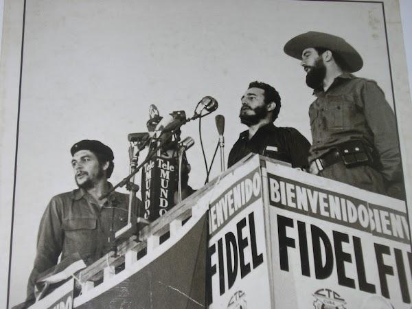 Obiective turistice Cuba:  Che, Fidel, Camillo.jpg