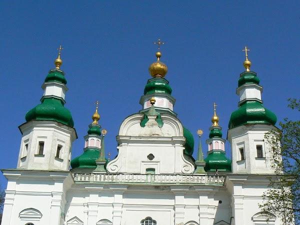 Obiective turistice Ucraina: biserica Ilinsky Cernighiv