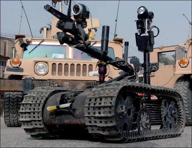 TALON Small Mobile Robot15