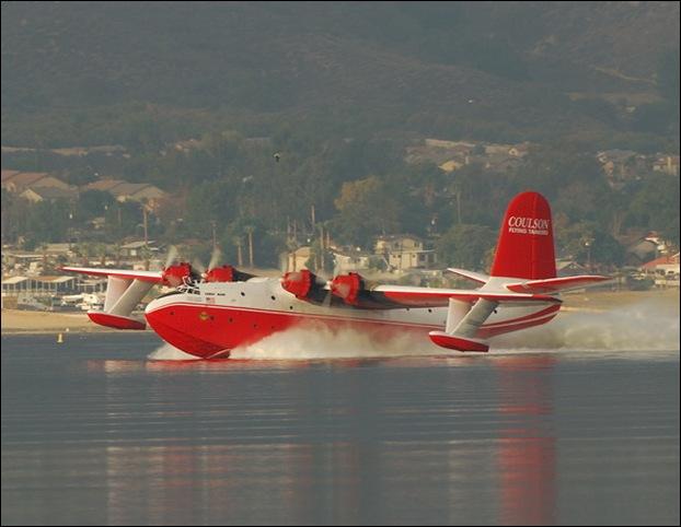 Martin Mars Water Bomber 05