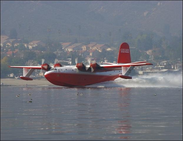 Martin Mars Water Bomber 21