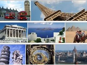Top 5 European tourist destinations_www.wonders-world