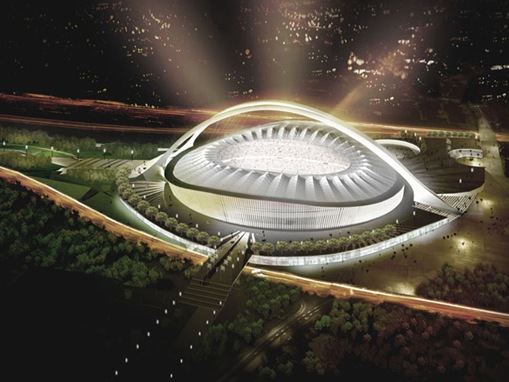 Stadiums for World Cup Soccer_www.wonders-world_2011