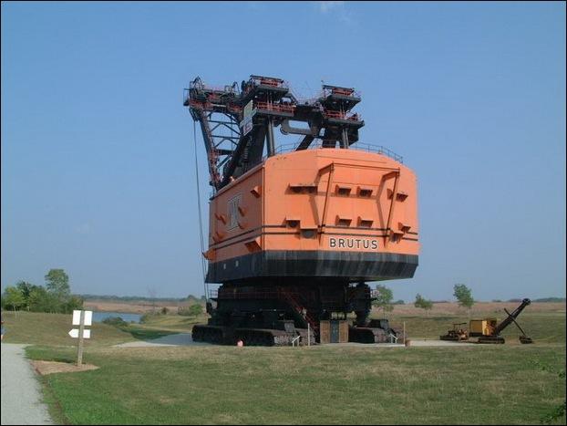Big Brutus Dragline Excavator_98590