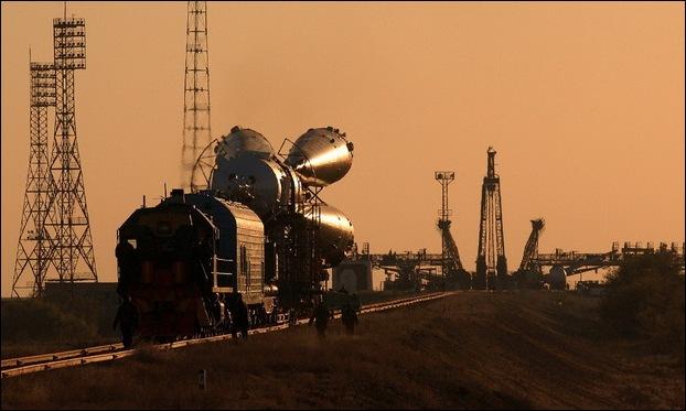Baikonur Cosmodrome 03