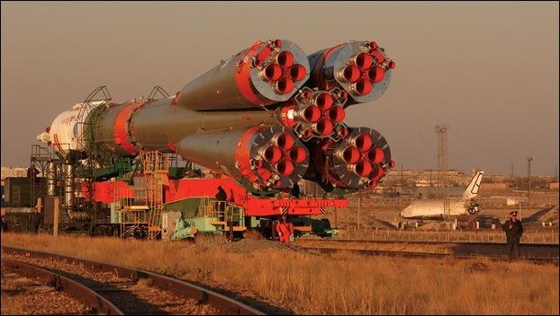 Baikonur Cosmodrome 04