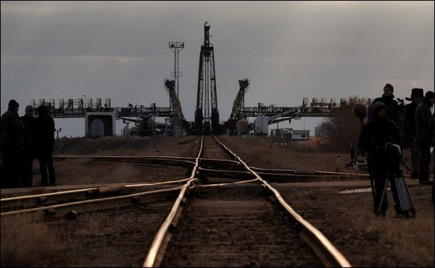 Baikonur Cosmodrome 12