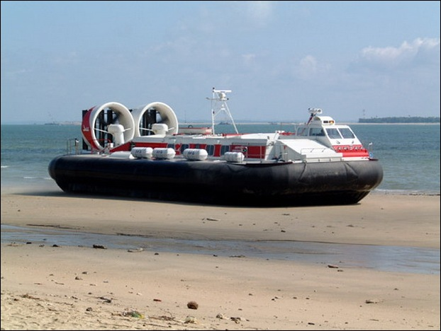 Hovercraft Civilian and Military Applications 05