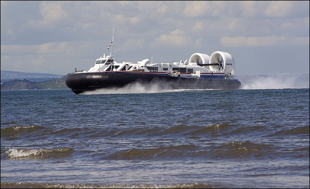 Hovercraft Civilian and Military Applications 12